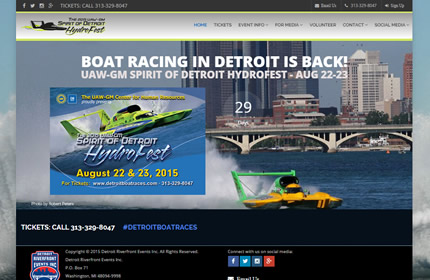 Detroit Boat Races